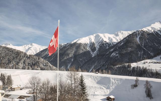 Image of Besuchen Sie die Berge in diesem Winter